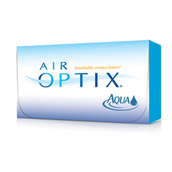 لنز طبی سیباویژن ایر اپتیکس آکوا فصلی - امریکا Air Optix